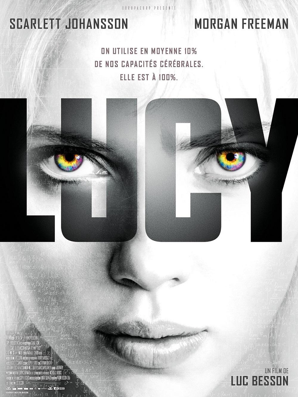 پوستر فیلم لوسی