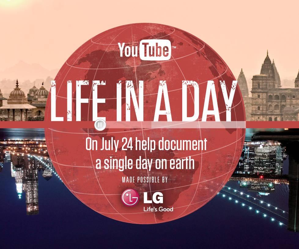 پوستر فیلم یک روز از زندگی