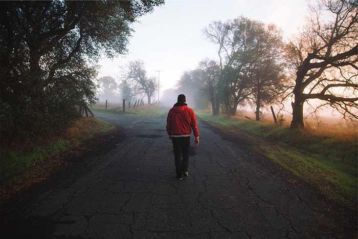 فواید پیادهروی