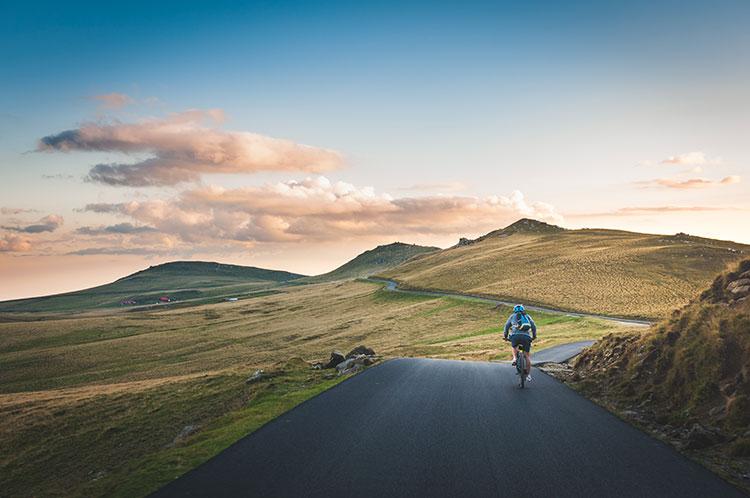 دوچرخه سواری به مقصد نامعلوم