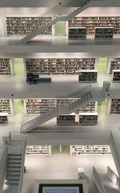 کتابخانهٔ مینیمال